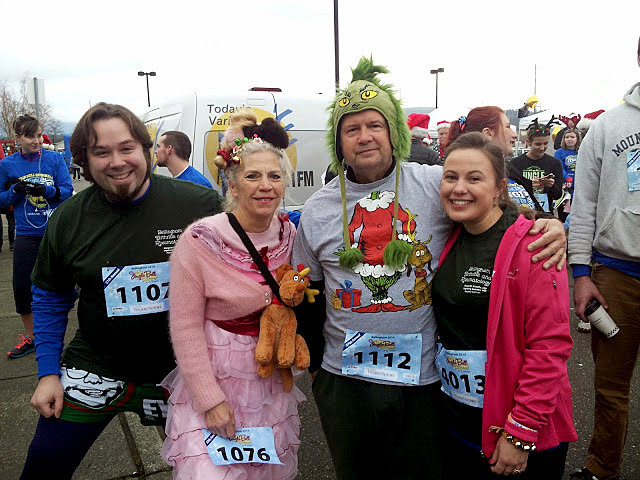 jingle bell run bellingham arthritis and rheumatology center